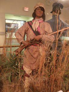 Seminole ready for battle.